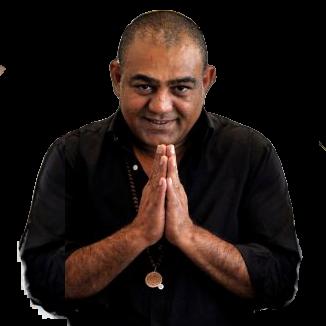 Naeem Sundoo<br> Healer & indehaver af Helsehuset Namaste